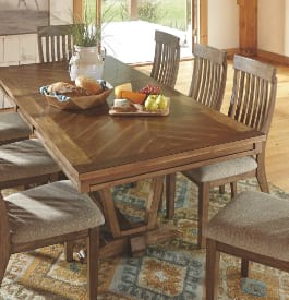 Kitchen   Dining Room Furniture   Ashley Furniture HomeStore Dining Chairs  Dining Sets