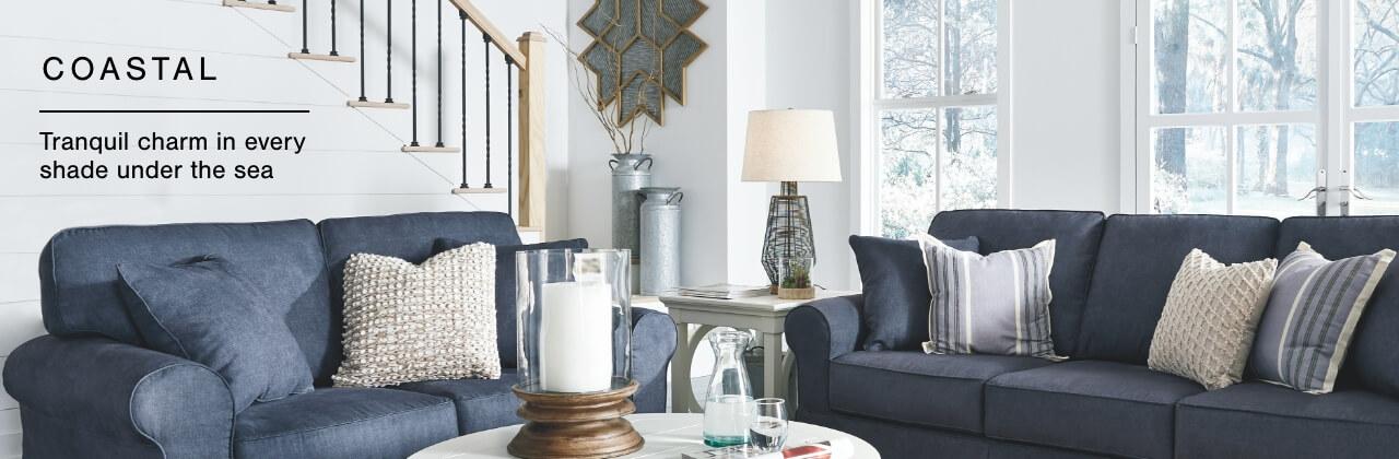 coastal furniture decor ashley