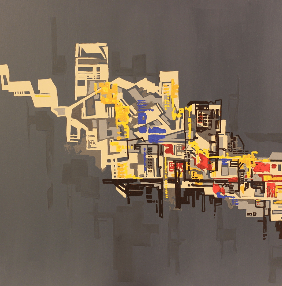 7-acrylic-and-marker-on-canvas-grey-blue-red-yellow