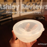 Ashley Reviews:  Freemie Collection Cups