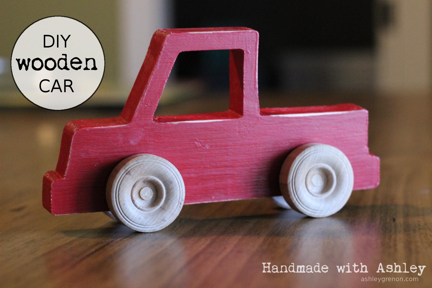 Diy Wooden Car Plans By Ana White Handmade With Ashley