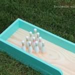 DIY Bowling Lane (Tutorial)