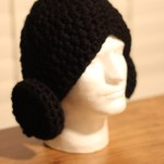 Crochet Princess Leia Hat