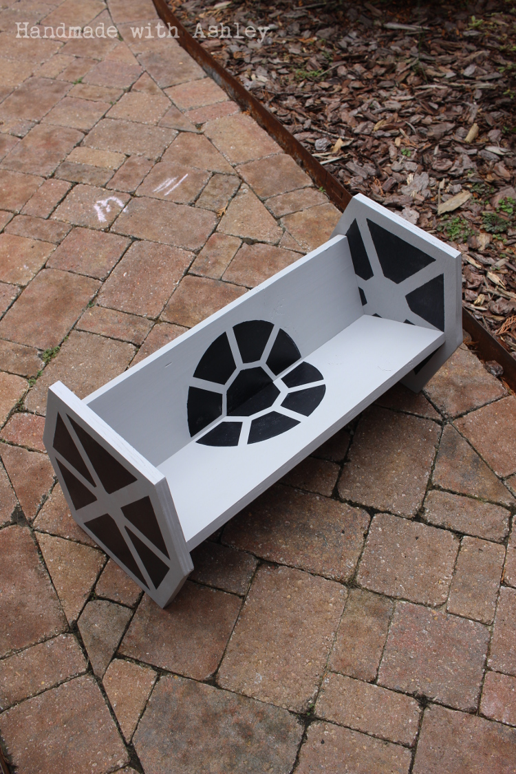 TIE Fighter Bookshelf