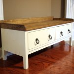 DIY Storage Bench with D. Lawless Hardware – August's FFFC