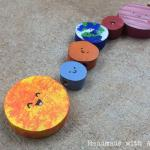 DIY Threading Solar System Game