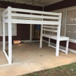 DIY Loft Bed (Plans by Ana White)