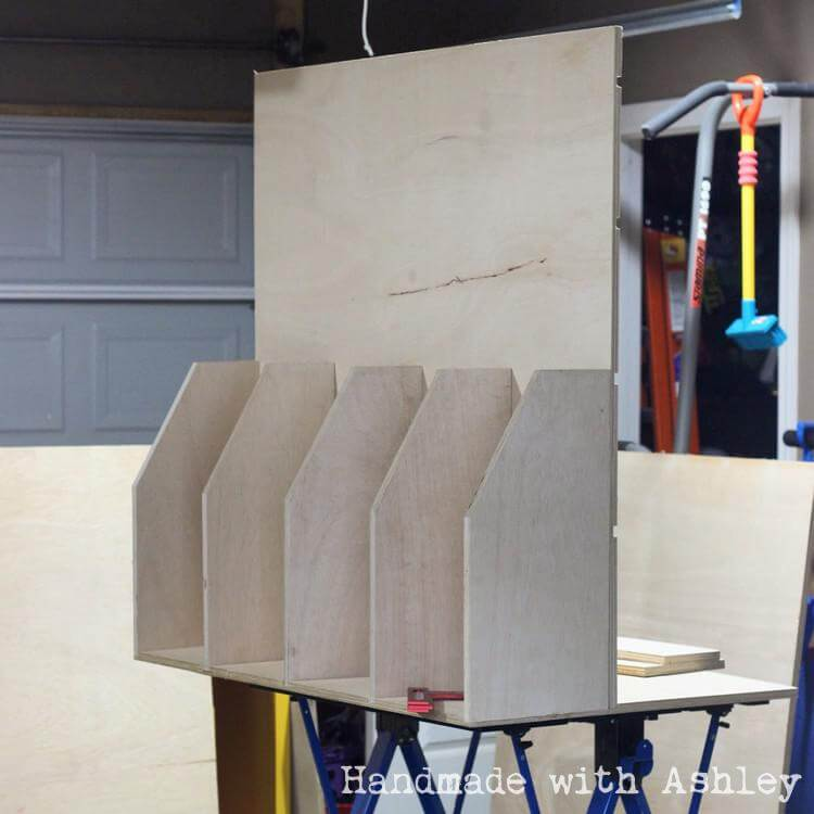 DIY Mobile Lumber Cart (Plans from Woodworking for Mere Mortals