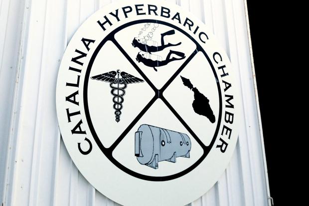 Catalina Hyperbaric Chamber