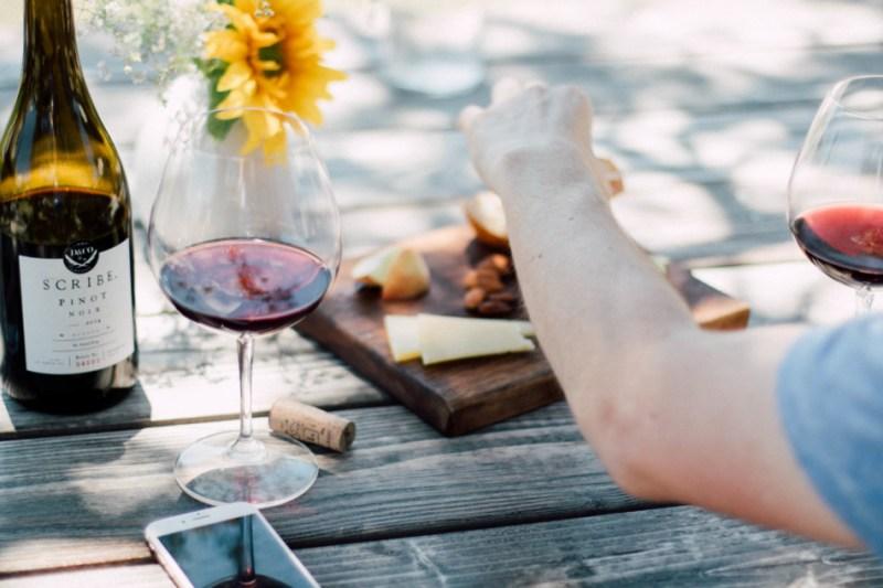 Scribe Winery | Sonoma, CA | Brunch on Chestnut