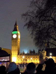 Big Ben & Parliament
