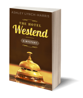 The Hotel Westend Book Image