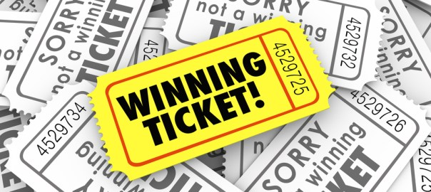 Winning Ticket Image