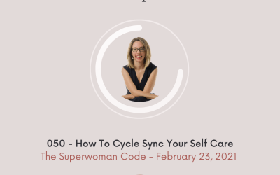 How To Cycle Sync Your Self Care