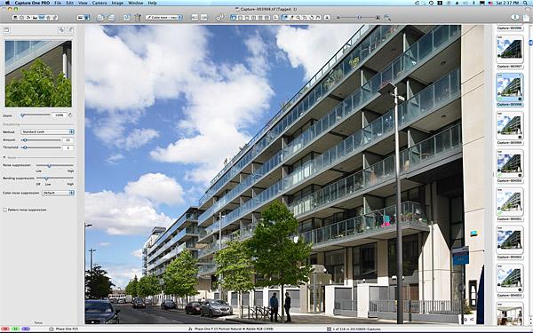 Charlotte Hamel's modern apartment in Dublin's stylish docklands area.
