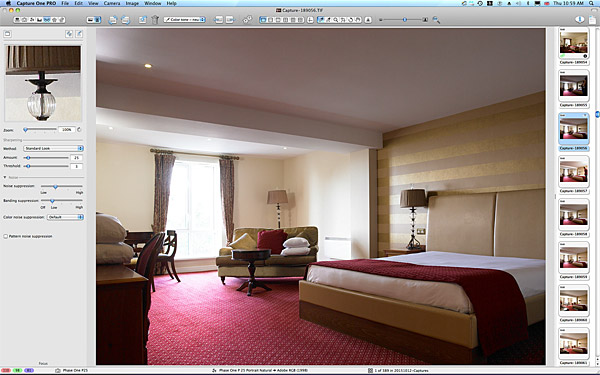 One of the first pictures taken in the Blackrock Suite at the Galway Bay Hotel on the promenade at Salthill.