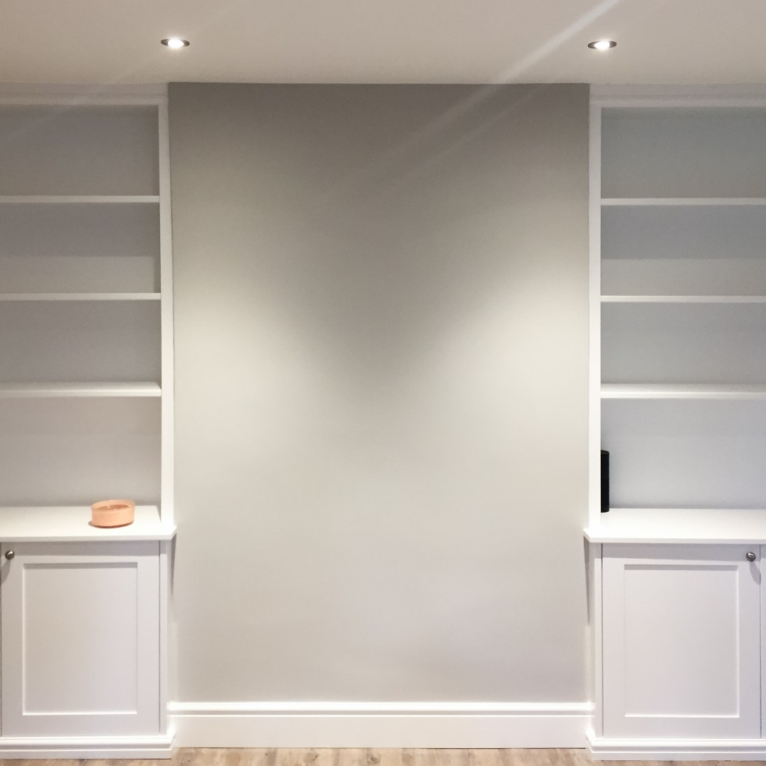 Alcove Split-Depth Cabinets