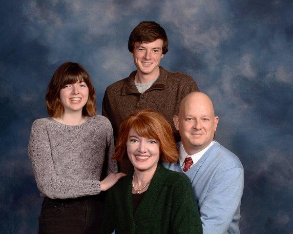 Photo of Ashley's Family