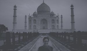 Taj Mahal-Study Abroad Scholarships Ashley Soule Conroy