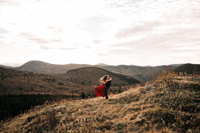 Asheville-Engagement-Photography