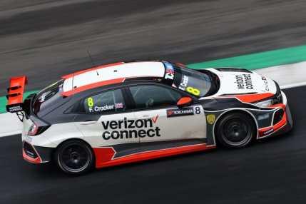 Crocker-VFR-Racing-Honda-TCR-UK