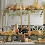 5 Minute Thanksgiving Centerpieces