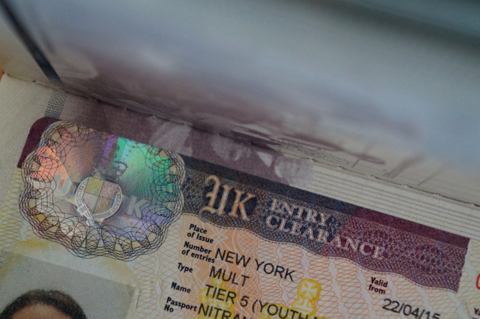 Applying for a UK Youth Mobility Visa
