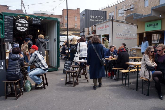 Netil Market, London