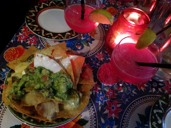 Miros Mexican Cantina Edinburgh