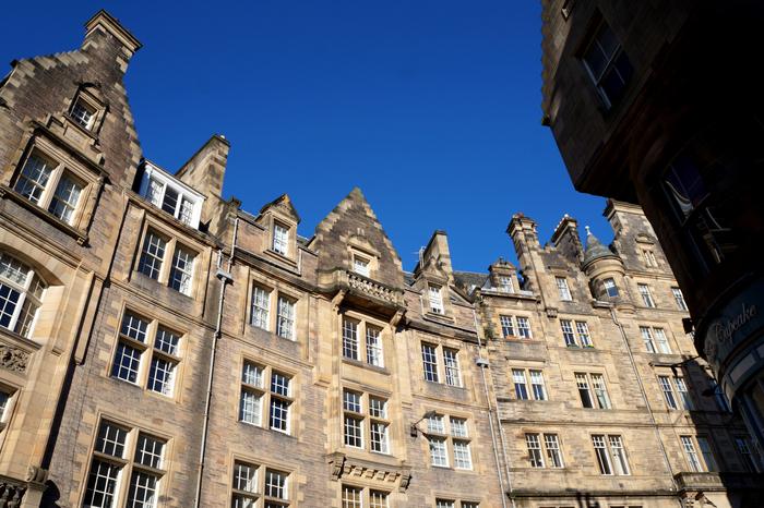 Edinburgh Cockburn Street