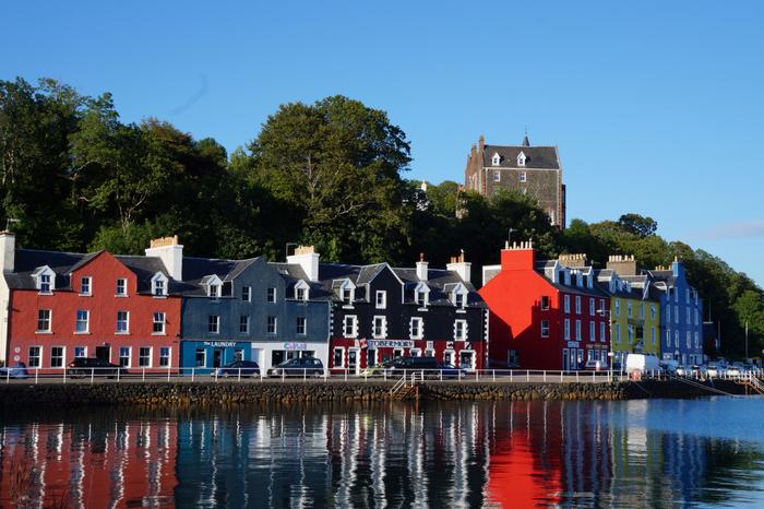 Isle of Mull Tobermory 5