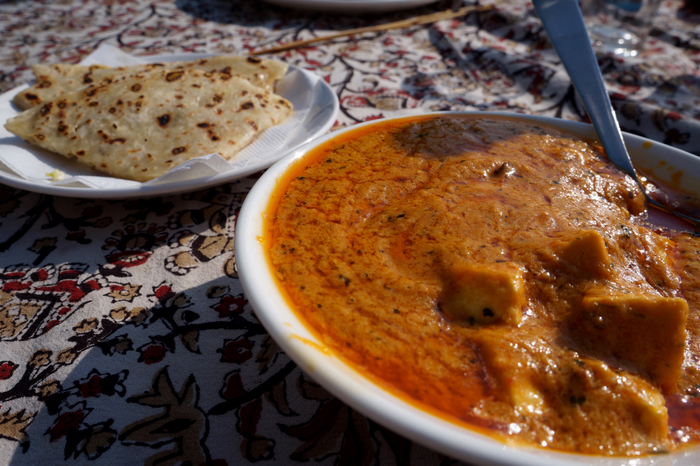 Paneer Butter Masala Udaipur