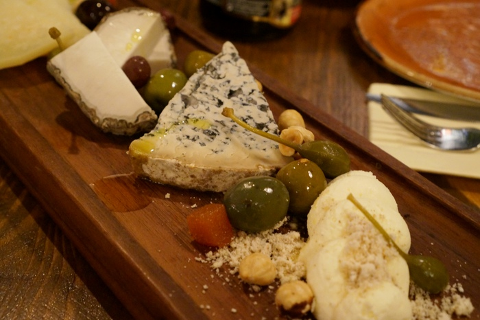 Cava Bodega Galway Cheese Board