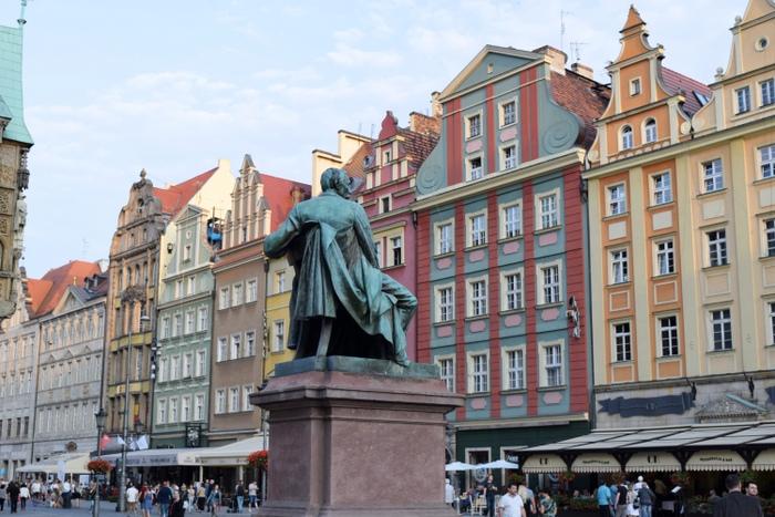 Wroclaw Market Square 3-001