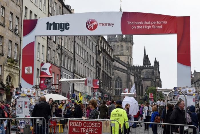 Edinburgh Fringe Fest 2016
