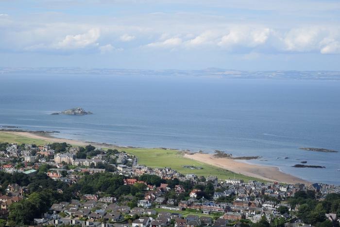 North Berwick View