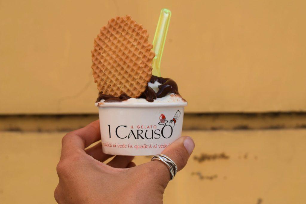 I Caruso Rome Gelato