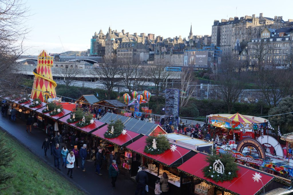 Edinburgh New Year's Eve