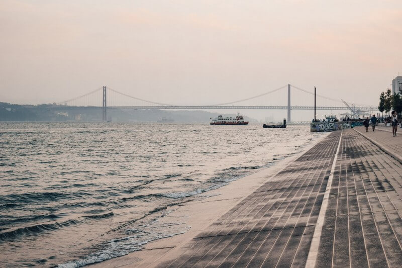 Tagus River Lisbon