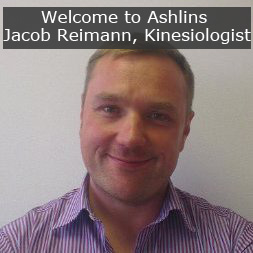 Welcome new Kinesiologist, Jacob Reimann
