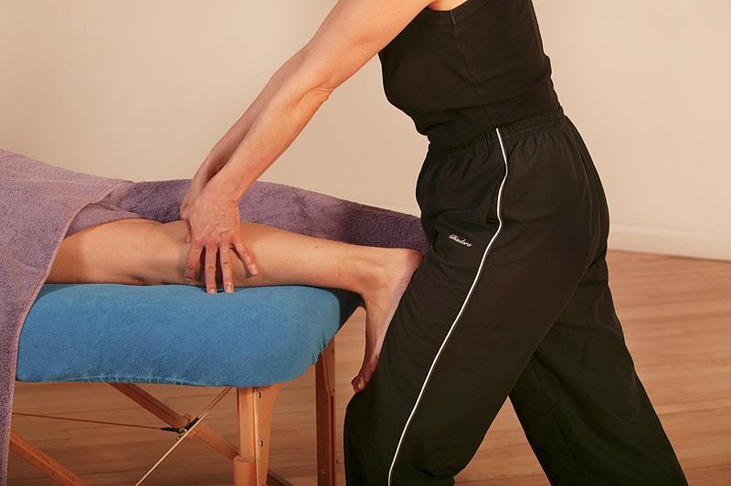 Massage with Tatina