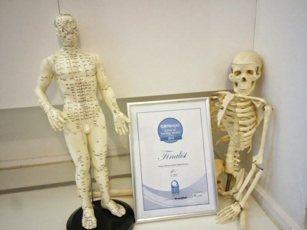 Clinic of the Year Certificate