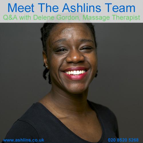 Delene Gordon, Massage Therapist