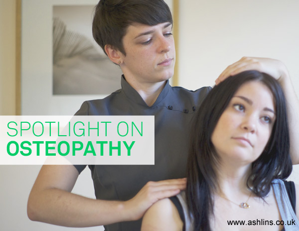 Spotlight on Osteopathy