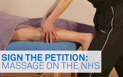 Should Massage be offered on the NHS?