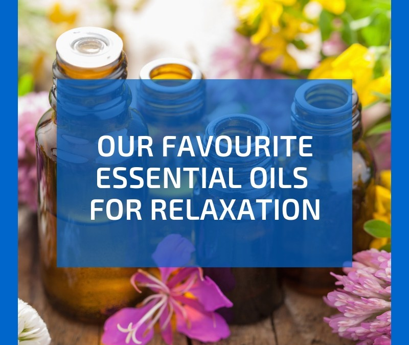 Our favourite aromatherapy oils for relaxation