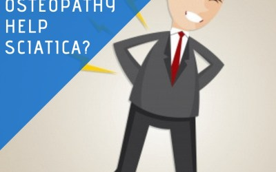 How does Osteopathy help with Sciatic pain?