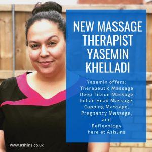 Yasemin Massage Therapist Walthamstow