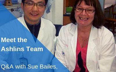 Meet the Team: Q&A with Sue, Acupuncturist