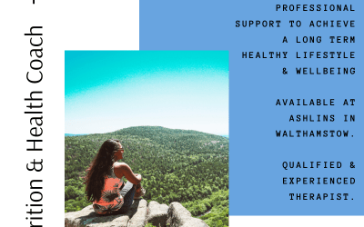 Nutrition & Health Coaching Now Available at Ashlins